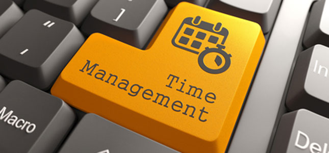 Time Management in the Financial Services Industry